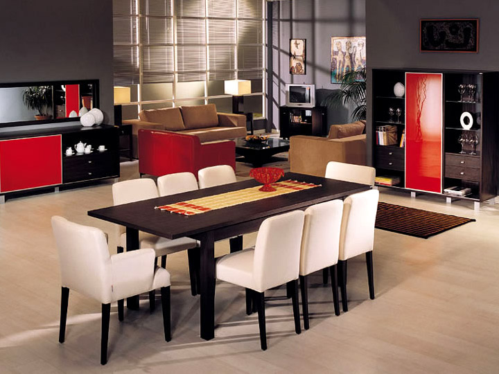 Yemek Odası Dekorasyonu