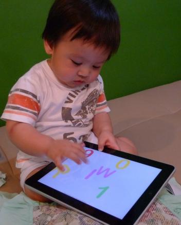 Teknoloji ve Küçük Çocuklar
