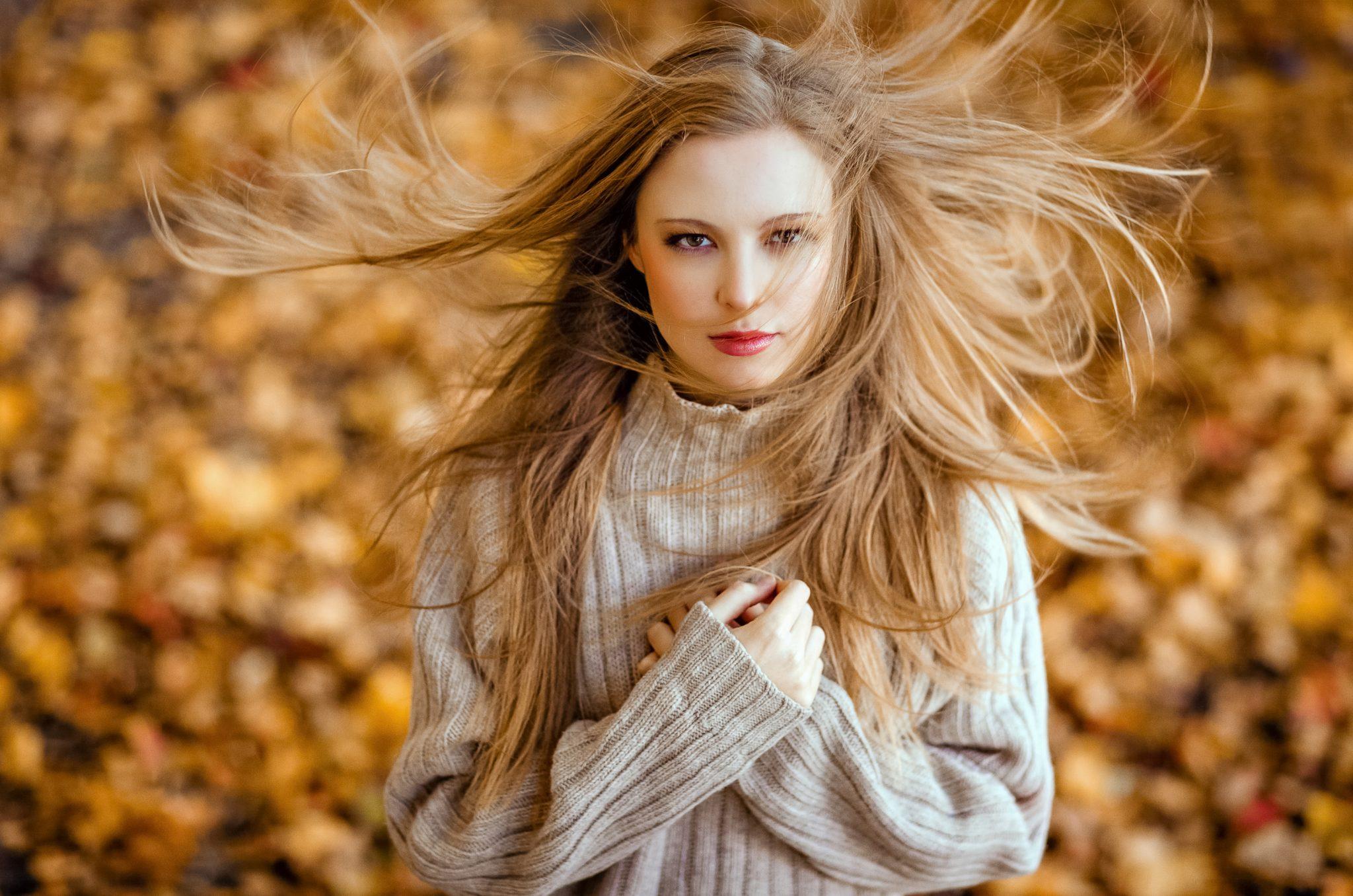 Saç Düzleştiren Doğal Yöntemler