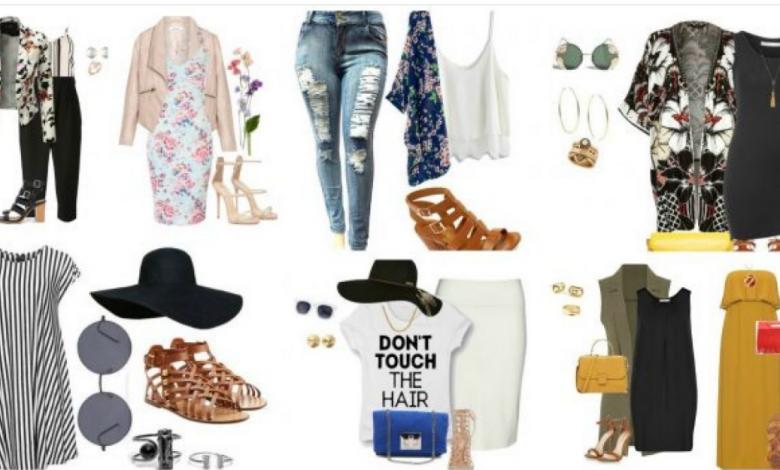 5 Kombin ile Kadınların Sıklıkla Kullandığı Kıyafetler
