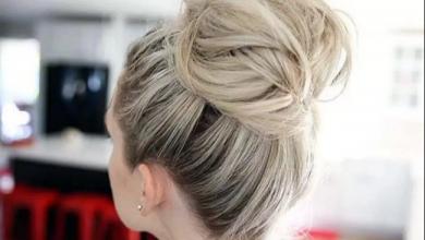 Saç Topuzu: Kolaylıkla Yapabileceğiniz 9 Farklı Topuz