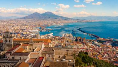 Hareketli Şehir Napoli'de Gezilecek Yerler
