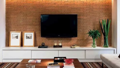 TV Arkası Duvar Kağıdı Ne Renk Olmalıdır?